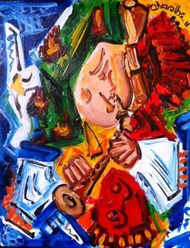 Artwork of the Galician and Asturian bagpipes | Spanish Bagpipes Today | Scoop.it
