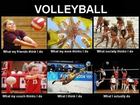 Voleyball | What I really do | Scoop.it
