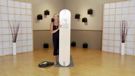 Indo Yoga Board 101 | Increase Your Mindful Aspect Of Practicing Yoga On Your Indo Yoga Board - YouTube | balanceandboards.com | Scoop.it