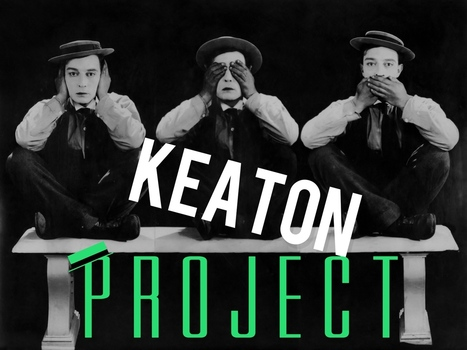 BUSTER KEATON PROJECT - RESTAURATION FILMS | Clic France | Scoop.it
