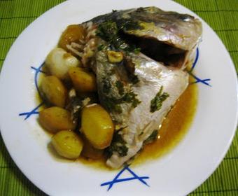 Cozinha com a Anna: Dourada com Manteiga de Salsa/Limão | Foodies | Scoop.it