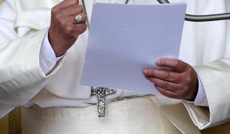 Dans une lettre, le pape François s'adresse aux non-croyants | Sujets Religieux | Scoop.it