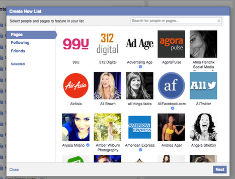 9 Lesser-Known Facebook Features You're Probably Missing | Facebook | Scoop.it