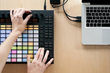 Review & Video: Push For Ableton Live 9 - Digital DJ Tips | DJing | Scoop.it