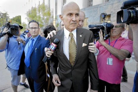 Recorded interview reveals former Sheriff Lee Baca lying to a federal prosecutor | Criminal Justice in America | Scoop.it