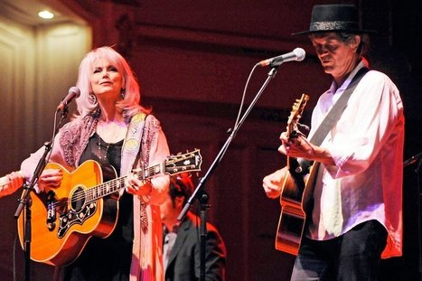 High-Rollin' Hillbillies:  Emmylou Harris and Rodney Crowell | Country Music Today | Scoop.it