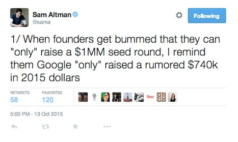 Y Combinator's Sam Altman says founders are getting spoiled by easy money - Business Insider | Pitch it! | Scoop.it