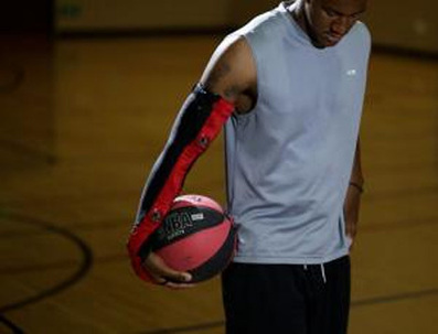 Basketballers' Shooting Sleeve is More Than an Accessory | Gadgets, Science & Technology | shubush healthwear | Scoop.it