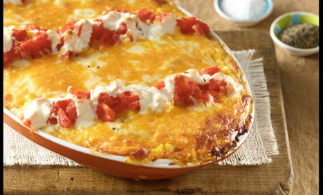 Beef and Cheese Tamale Pie | Award Winning Recipes | Scoop.it