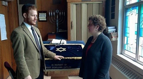 Maine Rabbi's Injury Forges Remarkable Partnership Between 2 Branches of Faith | Jewish Education Around the World | Scoop.it