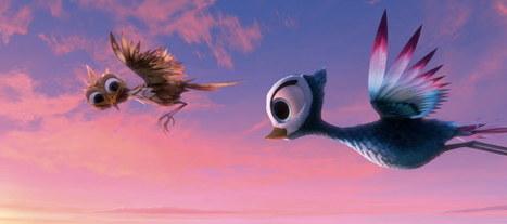 Gus, le petit oiseau né entre Paris et Valence...   L'écosystème du Cinéma   Scoop.it