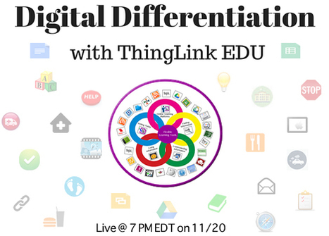ThingLink Live & On Demand | Edtech PK-12 | Scoop.it