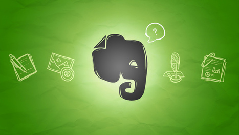 What's All the Fuss About Evernote? Should I Be Using It? | iPads in university lecturing | Scoop.it