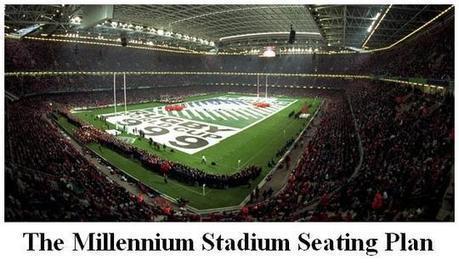 The Millennium Stadium Seating Plan | Football Stadium Guides | Scoop.it