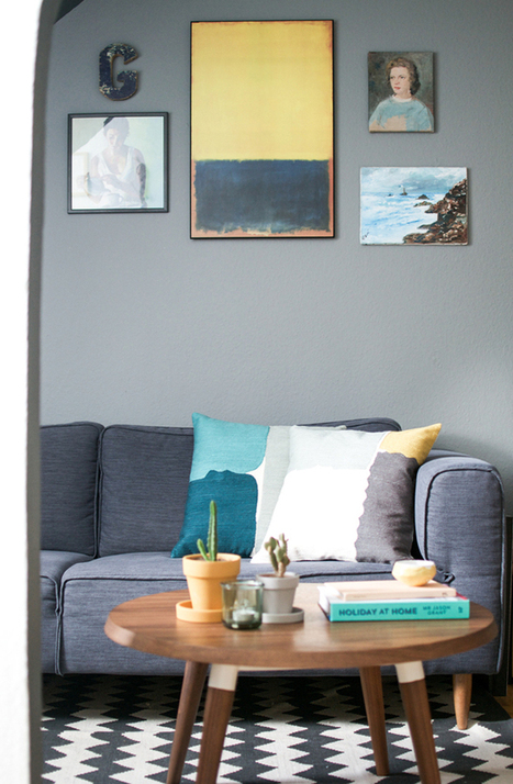 Happy Interior Blog: Styling & Decorating A Small Apartment - Part 1 | Interior  Design and Home Décor | Scoop.it