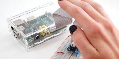 Reading analog sensors with the Raspberry Pi - Hack a Day | Raspberry Pi | Scoop.it