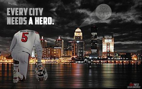 "Twitter / UofLBirdsNest: **New ""Hero"" Wallpaper Featuring ... 