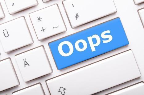 Ce que l'on peut apprendre des erreurs d'autres Community Managers | Communication | Scoop.it