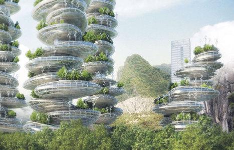 La capitale passe au vert | Toits cultivés | Scoop.it