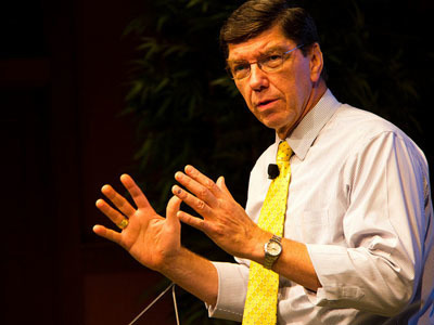 15 Business Theories Clay Christensen Says Will Improve Your Life | TheBottomlineNow | Scoop.it
