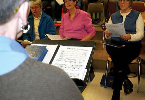 Owatonna composer pens first choral anthem at age 84 - Southernminn.com   NuMuLu   Scoop.it