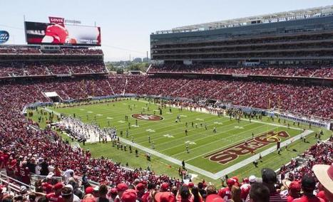 Materials from 49ers' Candlestick Park score a second life | Inspiring Sustainable Sport | Scoop.it