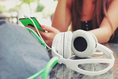 Les podcasts: format sous exploité par les marques?   E-learning francophone   Scoop.it