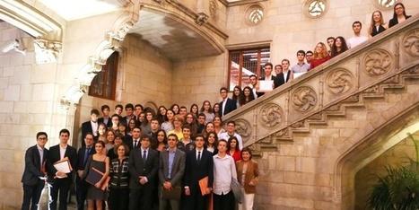 24 alumnes de la ciutat reben el Premi Extraordinari de Batxillerat del curs 2015-2016 | Actualitat dels centres de Sarrià-Sant Gervasi | Scoop.it