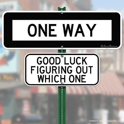 Street Sign Facepalms    - madjunky   Addressing and Gazetteers   Scoop.it