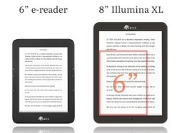 Ereader a 8 pollici Icarus Illumina XL disponibile per il mercato italiano | eBookReader Italia | MioBook...eReader! | Scoop.it