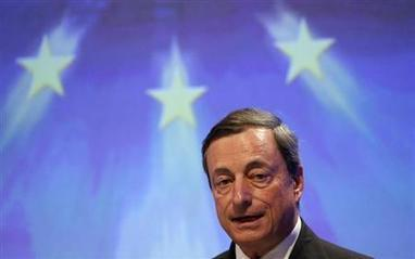 ECB is ready to act but governments must reform, says Draghi - Reuters UK | The European Central Bank | Scoop.it