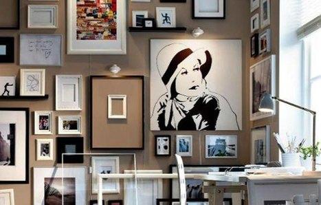 Πως να διακοσμήσω τους τοίχους; -Ιδέες | Interior Design | Scoop.it