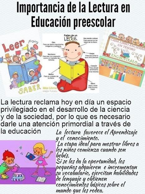 """lectura en preescolar1   Portafolio """"Modelos didácticos basados en las TIC""""   Scoop.it"""