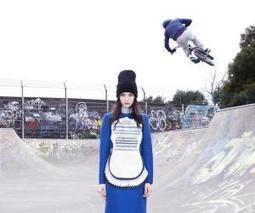Danielle Romeril A/W '13 look book | TAFT: Trends And Fashion Timeline | Scoop.it