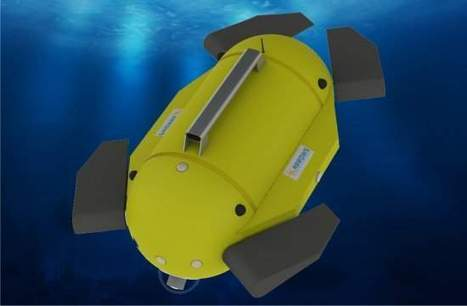Robô-tartaruga ajudará arqueólogos a inspecionar naufrágios | tecnologia s sustentabilidade | Scoop.it