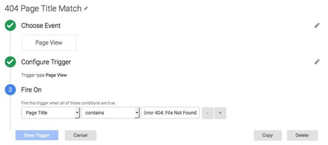 How to Track 404 Errors Using GTM v2 | Google Tag Manager & Universal Analytics | Scoop.it
