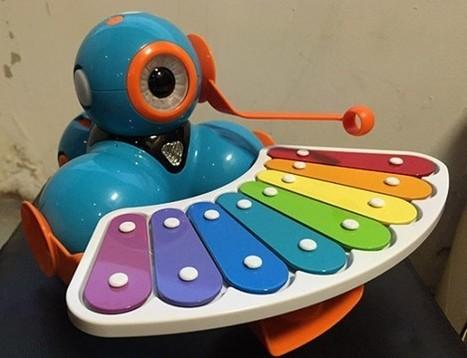 Dash y Dot los robots educativos para niños | Tecnovus | Scoop.it