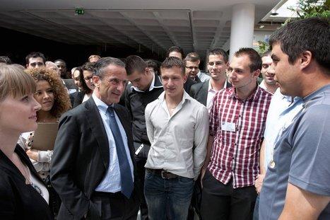 Henri Proglio : «Nous devons recruter 2000personnes d'ici décembre» | Le groupe EDF | Scoop.it