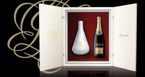 Baccarat habille la cuvée MOF de Duval-Leroy | Epicure : Vins, gastronomie et belles choses | Scoop.it
