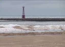 Lake levels dropping due to drought, evaporation, says group | WGN ... | U s drought | Scoop.it