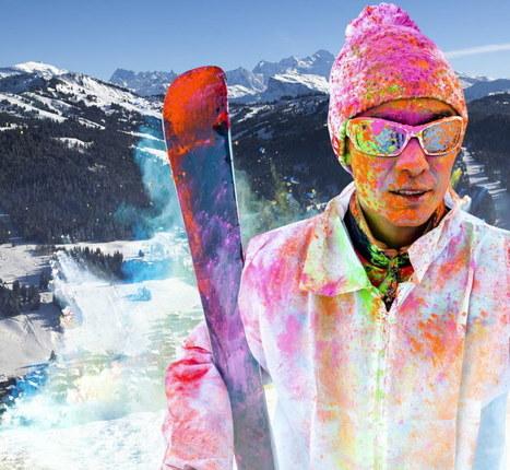 Skicolor : une glisse multicolore et pleine de surprises | Skipedia Snowsports Marketing | Scoop.it