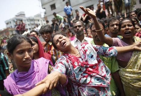 Effondrement d'un atelier au Bangladesh: un triste air de déjà-vu | ECJS :Violence & travail | Scoop.it