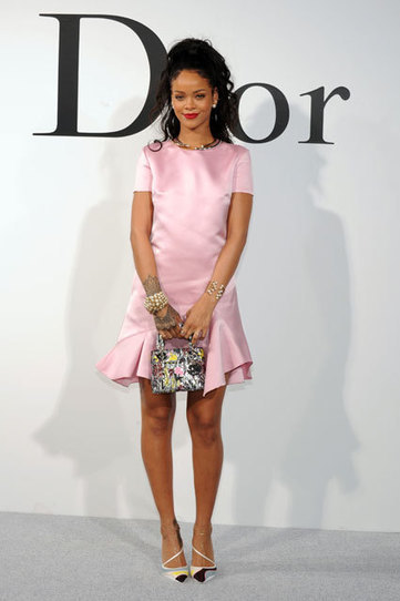 Rihanna Becomes 1st Black Woman to Be Face of Dior | Mixed American Life | Scoop.it