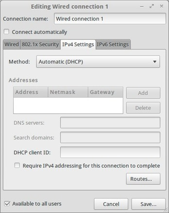 How to Install and Configure DHCP Server on Ubuntu Server 12.04 LTS | Ubuntu Server Guide | linux | Scoop.it
