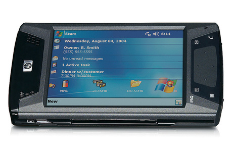 HP iPAQ hx4700 | Personal Digital Assistant of our Childhood | Scoop.it