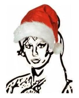 Merry Christmas Amy Jade Winehouse | Mommy Kissing Santa Claus | Music | Scoop.it