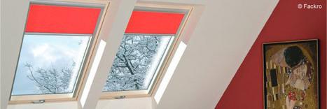 La fenêtre de toit augmente ses performances | Conseil construction de maison | Scoop.it