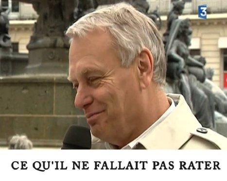 """Quand Jean-Marc Ayrault passe """"par hasard"""" à la télévision   Actualité de la politique française   Scoop.it"""
