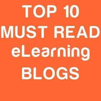 Top 10 Must Read eLearning Blogs | French Class | Scoop.it