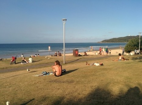 Byron Bay : Beach, Surf and Hippies | Make My Trip Voyage | Scoop.it